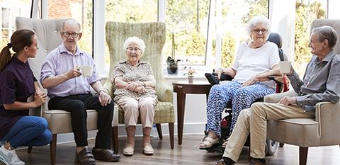 Health Care Agency in Norwich, Elderly carers